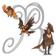 Evolutive Chain Of Peckap by Random1500.deviantart.com on @DeviantArt