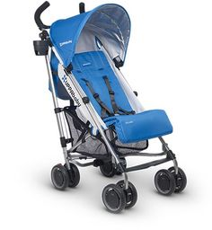 UPPAbaby G-Luxe-Georgie (Marine Blue/Silver)