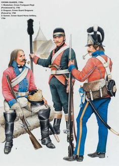 Poland – Weapons and Warfare Frederick William, Battle Of Waterloo, Catherine The Great, Military Operations, War Of 1812, Military History, Military Art, French Revolution, Red Army