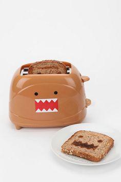 Domo Toaster! #urbanoutfitters #domo