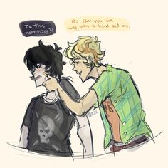 "dazyx23: "" ""Stay still…"" in which i really need solangelo in my life right now """
