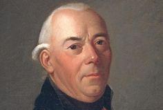 Johann Caspar Schiller vader van de beroemde dichter (1723-1798)