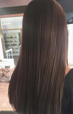 Top 30 Chocolate Brown & Styles For 2019 dark chocolate hair color ideas - Hair Color Ideas Dark Chocolate Hair Color, Hair Color Dark, Brown Hair Colors, Dark Hair, Brown Hair Shades, Light Brown Hair, Natural Brown Hair, Dark Brown, Pelo Color Ceniza