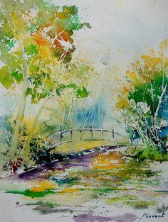 watercolor 908020 by pledent.deviantart.com on @deviantART