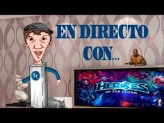 Directo con Heroes of the Storm