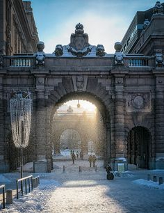 Bekijk de leukste #bezienswaardigheden van #Stockholm in de handige #cityguide van #CityZapper!