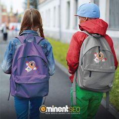 Need a fun backpack for new school year? We got ya covered. #MaxSwag