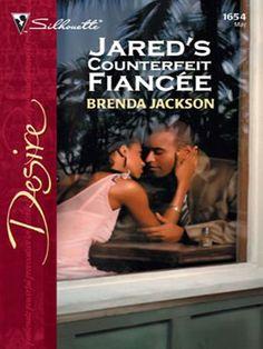 Jared's Counterfeit Fiancée by Brenda Jackson