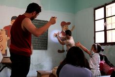 by Antonio Carralón for aG. #educacion #cooperacion