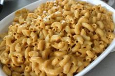 Vegan Mac and Cheese - tastes close to the dairy version!