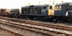 20036-GLASGOW-WORKS-1984-G-TUCKER --- England