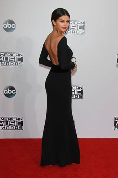Selena Gomez at the American Music Awards - 2014