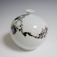 HangSan Art Pottery Korean Art, Pottery Art, Vases, Sculptures, Porcelain, Ceramics, Antiques, Crafts, Beautiful