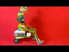 Lego WeDo 2 Fitness Center - Gimnasio - YouTube Lego Wedo, Lego Mindstorms, Steam Learning, Lego Activities, Lego Robot, Lego Construction, Simple Machines, Training Programs, Legos
