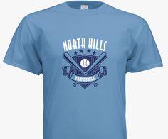 Baseball Softball T Shirt Design Templates