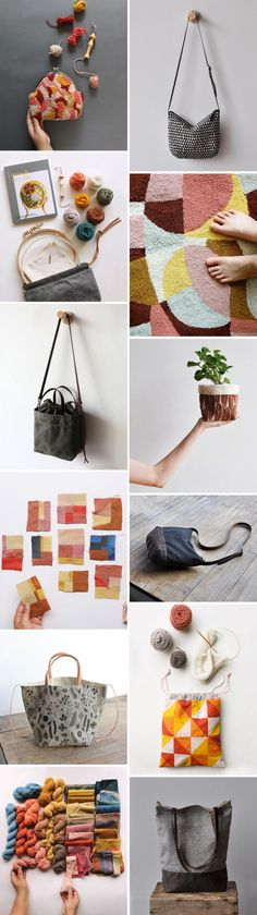 shop small: bookhou / sfgirlbybay  #shopsmall #smallbusiness #diy #handmade #textiles #toronto #shop #onlineshop #bookhou #totes #bags #artwork #yarn #crafts #workshops