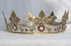 ducal coronet by http://www.dragonsjewels.com/