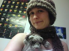 Picture of Ferret Scarf