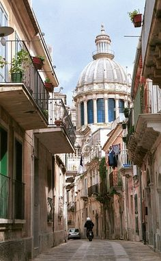Ragusa, Sicily, ITALY - bucket list  ✈✈✈ Here is your chance to win a Free International Roundtrip Ticket to Palermo, Italy from anywhere in the world **GIVEAWAY** ✈✈✈ https://thedecisionmoment.com/free-roundtrip-tickets-to-europe-italy-palermo/