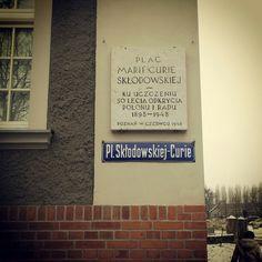 Plac Sklodowskiej-Curie