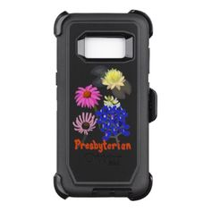 Presbyterian Church Gifts Baptism Fellowship OtterBox Defender Samsung Galaxy S8 Case - personalize gift idea diy or cyo