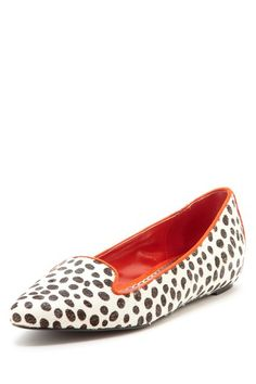 Bebe Princess Printed Loafer by Mad About Shoes on @HauteLook