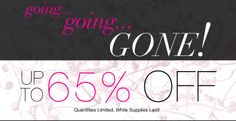 AVON - Shop our outlet for savings of up to 65 Hurry, while supplies last  Click on the pic for more information or to start shopping.