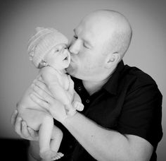 Daddy's kisses