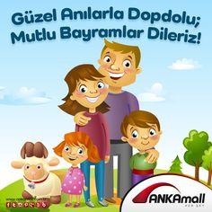 Güzel Anılarla Dopdolu; Mutlu Bayramlar Dileriz!  #ANKAmall #ankara #bayram #kurbanbayramı