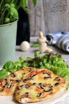 Filety z kurczaka a'la pizza – Smaki na talerzu