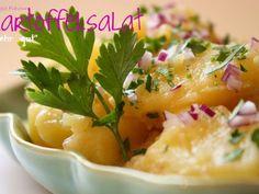 Receita Entrada : Salada de batata alemã de Ana Powell