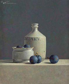 http://www.artrevisited.com/artworks/2565/henk_helmantel/zakykruikje_met_pruimen