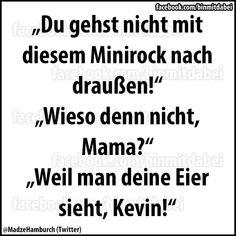 Ist halt ein Kevin'