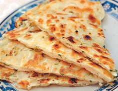 蔥油餅 Green onion pancake yum