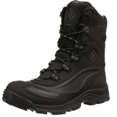 Columbia Men's Bugaboot Plus III Omni Cold-Weather Boot Best Winter Boots, Best Boots For Men, Men Boots, Mens Hiking Boots, Mens Snow Boots, Hiking Shoes, Cold Weather Boots, Warm Boots, Cool Boots