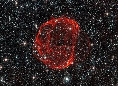 Forensic Astronomy: The Gorgeous Corpse of a Dead Star