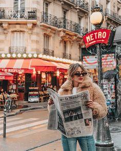 """Alice op Instagram: """"Parisian Vibes."""""""