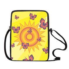 Butterflies in the Sunshine Butterflies, Sunshine, Crossbody Bag, Phone Cases, Bags, Handbags, Butterfly, Nikko, Shoulder Bag