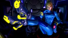 Samus Aran by AdeptusInfinitus on DeviantArt