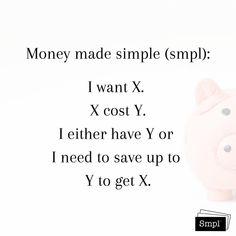 """@smplsweden posted to Instagram: Money made simple.  I Smpl's utmaning """"Spara 12000kr på ett år"""" får du en enkel mall att följa som ökar dina chanser att spara ihop en slant till det där du verkligen vill ha.  Besök www.keepit.smpl.nu/utmaningar-med-smpl för att ladda ner och skriva ut mallen.  #money #simple #smpl #organiseradenkelhet #budget #goodlife #citat #quote #saving #spara #startuplife"""