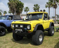 The Ford Bronco is a sport utility vehicle that was produced from 1966 to 1996, with five distinct generations. Broncos can be divided into two categories: early Broncos (1966–77) and full-size Broncos (1978–96).