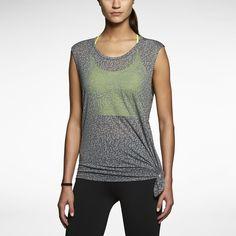 Nike Club Mezzo Tie Trainingsshirt voor dames. Nike Store NL