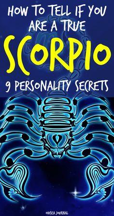 How to Tell if You Are a True Scorpio – 9 Personality Secrets Astrology Scorpio, Scorpio Zodiac Facts, Astrology Compatibility, Astrology Chart, Astrology Signs Dates, Zodiac Signs Symbols, Zodiac Signs Dates, Horoscope Dates, Horoscope Signs