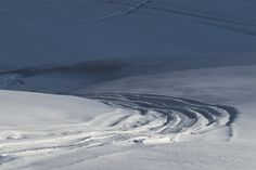 #traces #snow best wishes for a happy 2013 #alps #color #photography