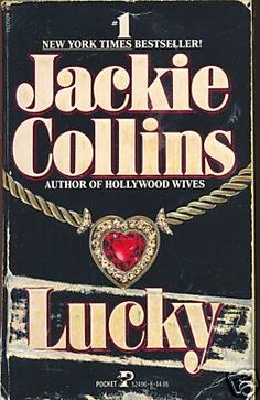 Fantastic read, and great series #JackieCollins #Lucky