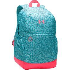 fe041a86079 Under Armour Girls Favorite Backpack ( 36) ❤ liked on Polyvore featuring  bags, backpacks, blue, under armour, knapsack bag, multi pocket bag, ...