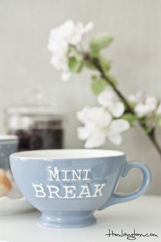 Si nos lo dice hasta nuestra taza de #cafe... ¿Un mini break y continuamos?