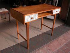 stare biurko lata 60- 70 - te