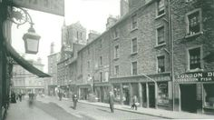 Overgate, Dundee 1890.