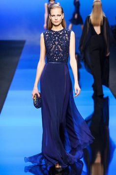 Elie Saab Fall 2013 RTW Collection - Fashion on TheCut